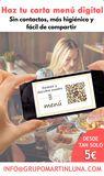 Tu Carta de Servicios Digital en QR - foto