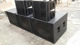 Se fabrican cajas line array a su gusto - foto