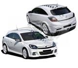 Kit Carroceria Opel Astra H OPC - foto