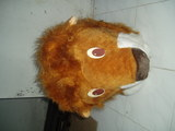 leon de peluche - foto