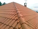 paleta tejado cubiertas - foto