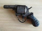pistola antigua british bulldog - foto