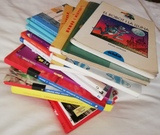 17 LIBROS DE LECTURA INFANTIL EN CATALAN - foto