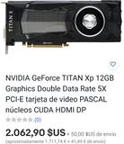 GEFORCE®GTX TITAN X PASCAL 12GB GDEDR5X