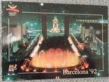 POSTAL: BARCELONA 92