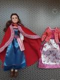 muñeca de Bella y Bestia - foto
