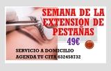 Extension de pestañas pelo a pelo - foto
