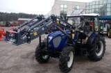 TRACTOR AGRICOLA FARMTRAC DT - 690 - foto