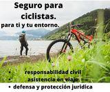 Seguros para ciclistas. - foto