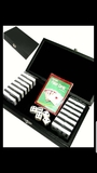 Juego de dominÓ, cartas y dados nuevo - foto