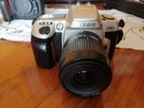 Nikon F60 con objetivo nikon - foto
