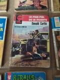 VENDO LOTE 60 LIBROS NOVELA AÑOS 70 Y 80 - foto