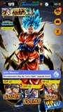 Cuenta dragon ball legends - foto