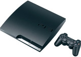 PS 3 Slim negro (Modelo CECH 3004A) - foto