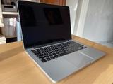 MacBook Pro Retina 13 pulgadas 2015 - foto