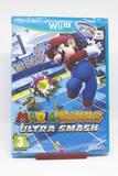 Mario tennis ultra smash wii u (precinta - foto