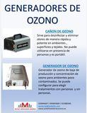 Sistemas de generaciÓn de ozono - foto