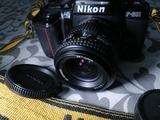 Nikon más objetivo - foto