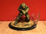 Figura Jefe Maestro de Halo en resina - foto