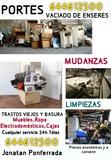 LLEVAMOS TUS ENSERES/MUEBLES ECONOMICOS - foto