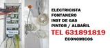 fontanero electricista - foto
