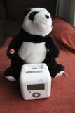 Altavoz reproductor oso panda Imini Pet - foto