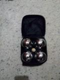 Juego de Petanca 4 bolas a estrenar - foto