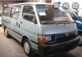 Bloque completo motor de Toyota Hiace - foto