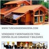 CASAS DE MADERA EN CIUDAD REAL - foto