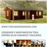 CASAS DE MADERA. OFERTAS TODOS LOS MESES - foto