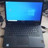 DELL 7470 I5 6300U 8GB RAM 256 M.2 - foto