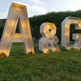 Alquiler de Letras Gigantes decorativas - foto