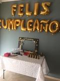 Decoración de fiestas y cumpleaños - foto