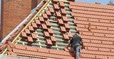 Reparacion urgente tejados - foto