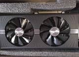 AMD radeon RX 580 - foto