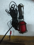 lampara peligro - foto