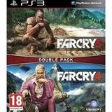 Far Cry 3 Far cry 4 juntos BUNDLE PS3 - foto