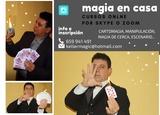 CURSOS DE MAGIA ON LINE - foto