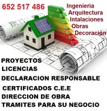 Tramitaciones y licencias para negocios - foto