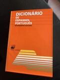 DICCIONARIO DE ESPAÑOL-PORTUGUÉS - foto