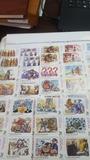 lote sellos correos españa. - foto