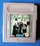 Juego Game Boy Familia Adams - foto
