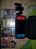 Vendo Nintendo Switch + 4 juegos Whatsap - foto