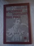 LIBRO DE SOCIOLOGÍA EN CHECO.  BROZOVÁ - foto