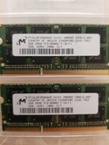 2 Memorias Imac Apple Sodimm 2x2=4gb - foto