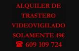 CAZOÑA,  TRASTERO VIDEOVIGILADO DESDE 39 - foto