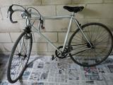 Bicicleta Antigüa carrera - foto