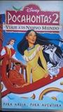 Cinta de video VHS - Pocahontas 2 - foto