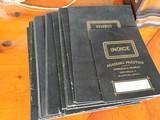 Lote libros de cuentas del 1938 - foto