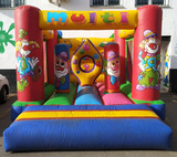 Castillos hinchables para 4 niños - foto